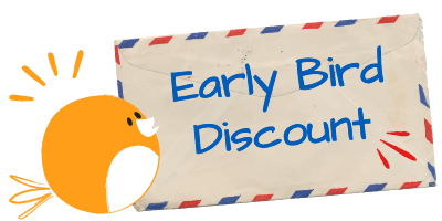 Early Bird Offer
